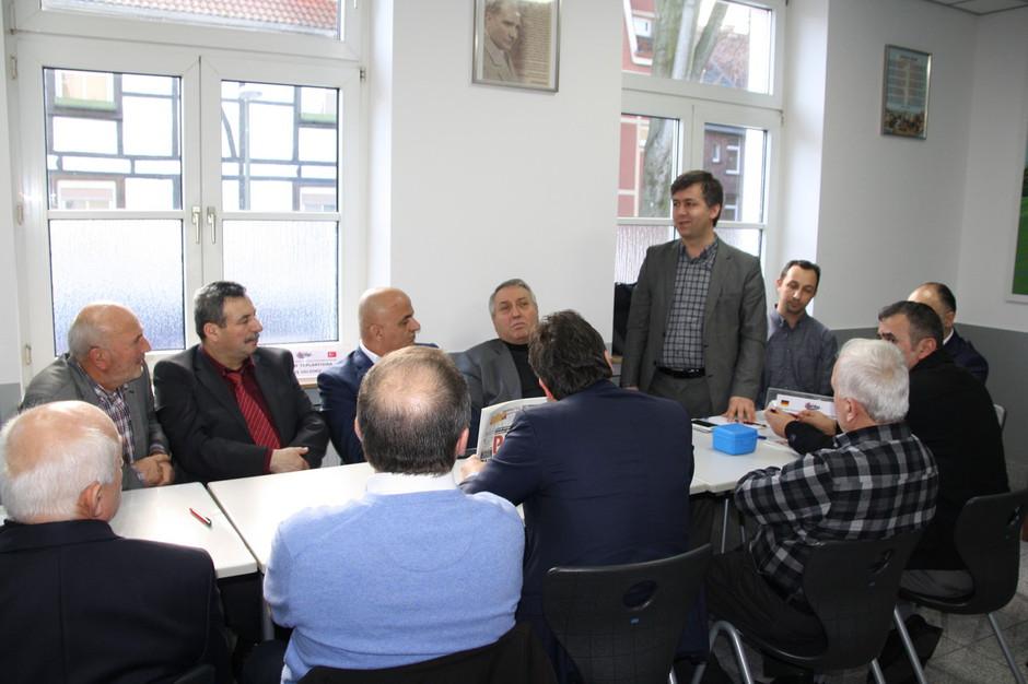 Asider'Den Dev Adım Asider Bölge Temsilcilikleri Kurdu